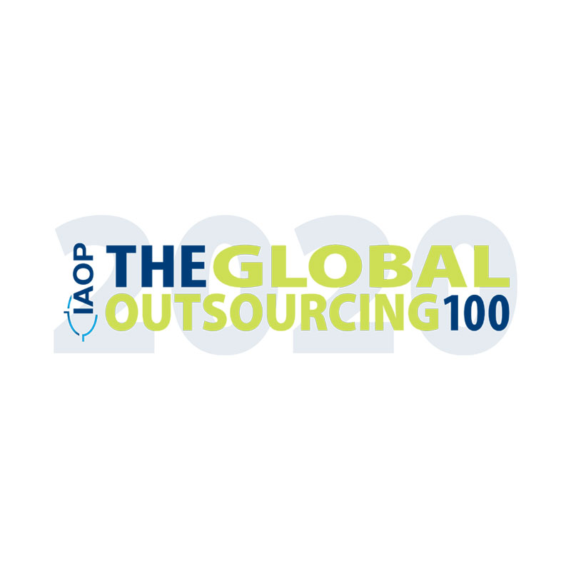 2020 Global Outsourcing 100 Award received by Datrose