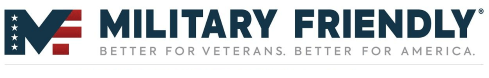 Military Friendly Title Logo