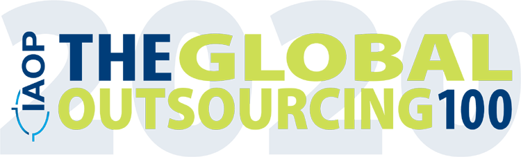 IAOP Global Outsourcing Award Logo